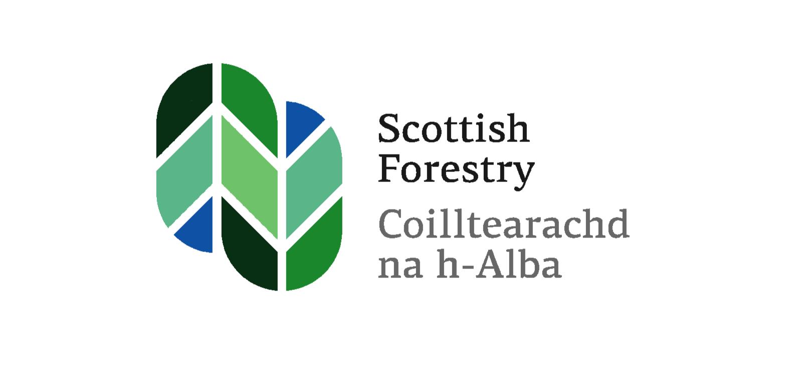 Scottish Forestry logo